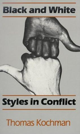 Book - Black and White Styles in Conflect