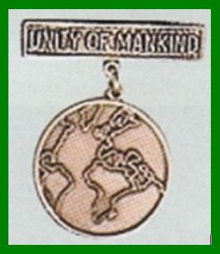 Unity of Mankind Scout Badge