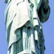 Statue of Liberty robe