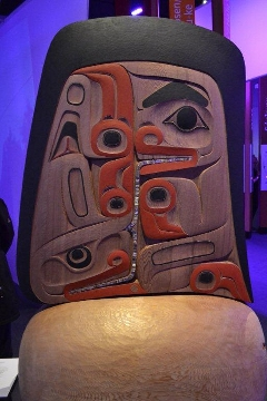 Storytellers and Language Keepers by Jaalen Edenshaw of the Haida