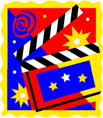 Movie clapboard #1