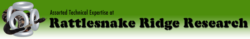 Rattlesnake Ridge Research banner