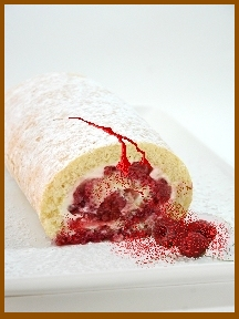 Roll Cake - after