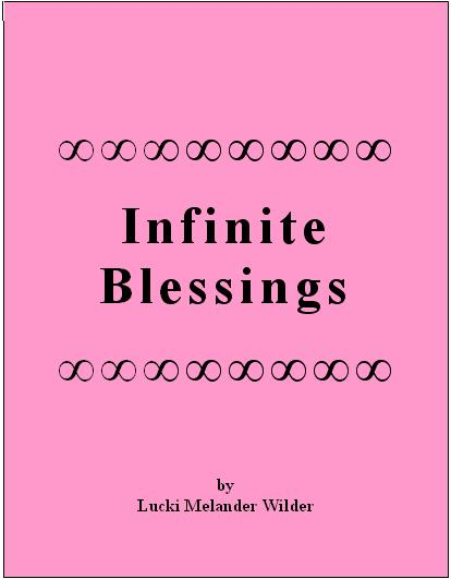 Infinite Blessings - Front Cover