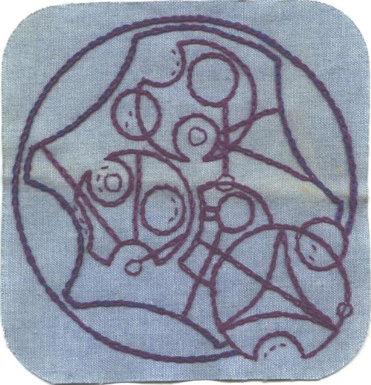 Gallifreyan Patch #2
