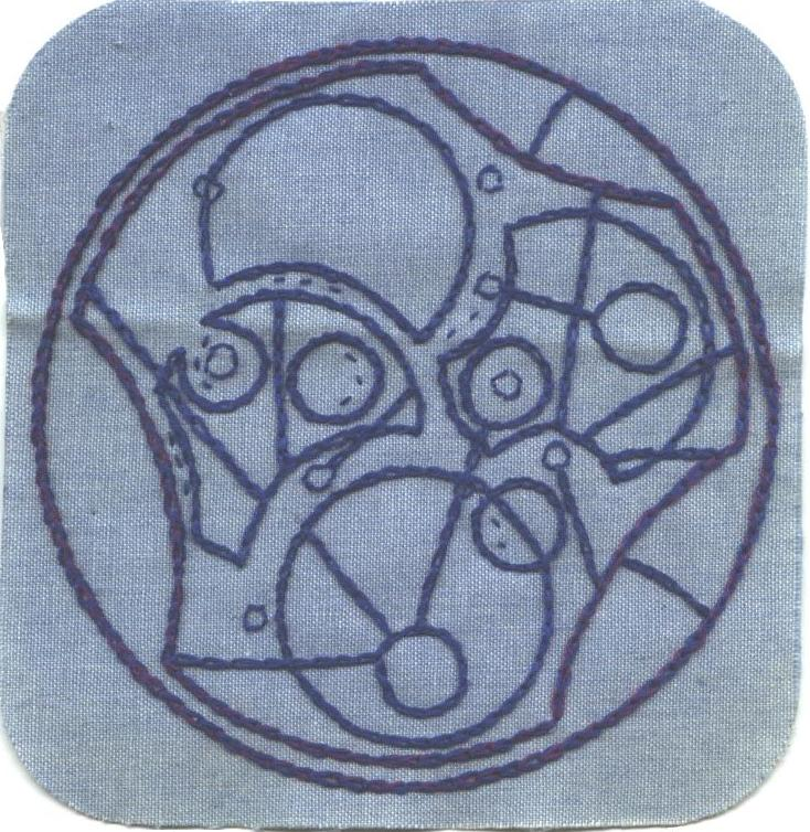 Gallifreyan Patch #3
