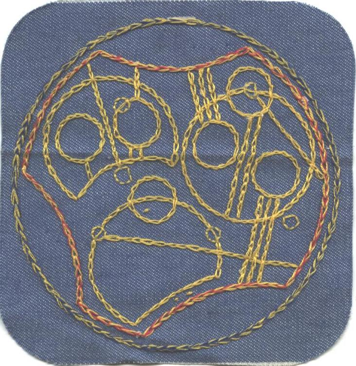 Gallifreyan Patch #5