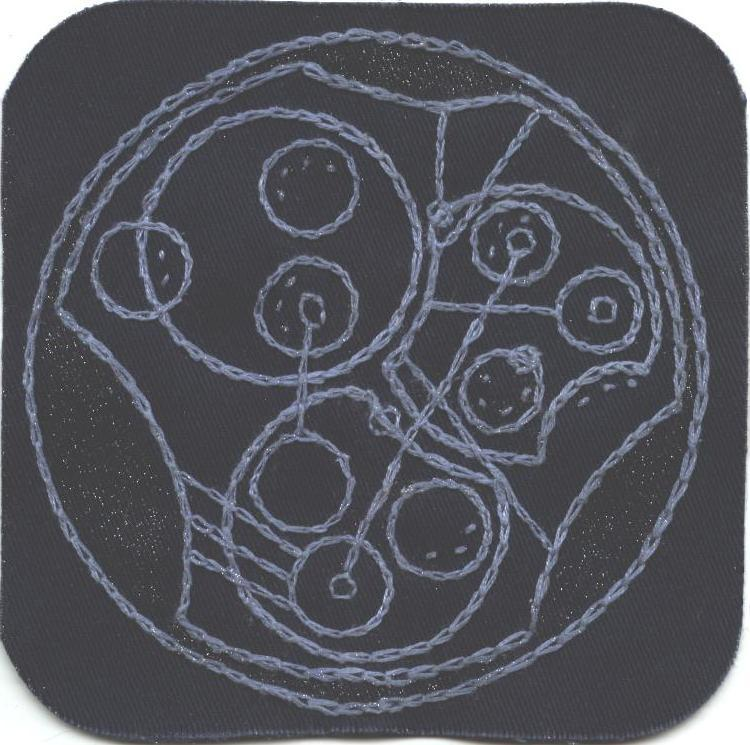 Gallifreyan Patch #7